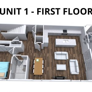 Unit 1-1st floor